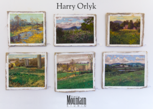Artwork by Harry Orlyk at Giant Mountain Studio